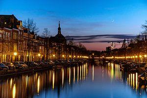 Leiden Oude Singel van