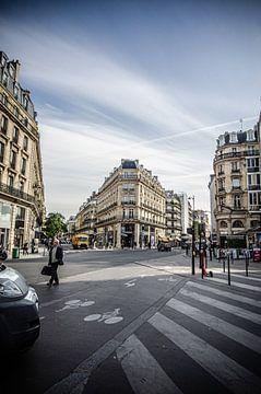Straßen von Paris von MaxDijk Fotografie
