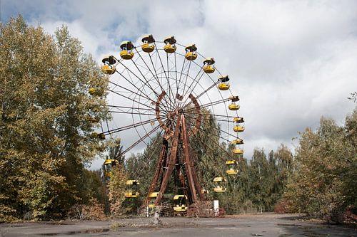 Het reuzenrad van Pripyat van Tim Vlielander