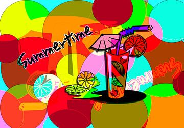 Summertime van Rosi Lorz
