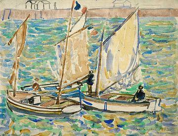 Maurice Prendergast-St. Malo