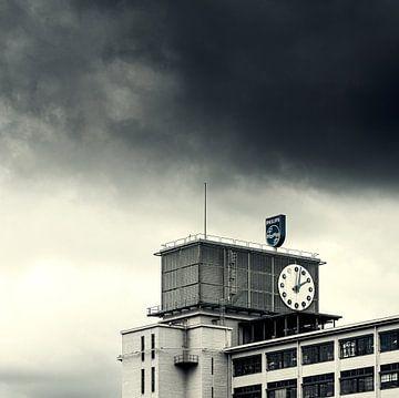 Klokgebouw Philips, Strijp S, Eindhoven van Keesnan Dogger Fotografie