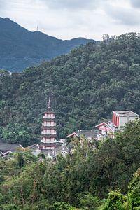 Pagode en tempels in Sha Tin