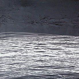White Lines #2 van Rob van Heertum