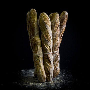 Stokbrood van Saskia de Wal