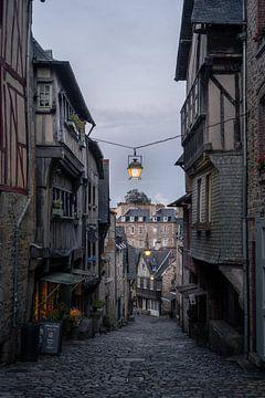 Stadtbild Dinan von Manuuu S