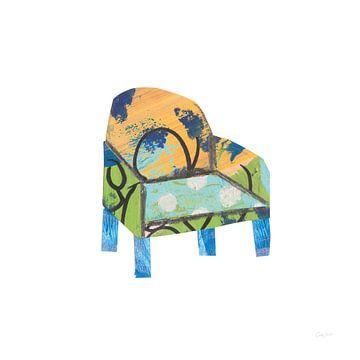 MOD-stoelen II, Courtney Prahl van Wild Apple