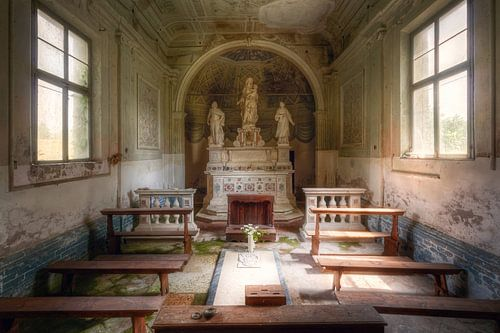 De Kleine Kapel van Roman Robroek