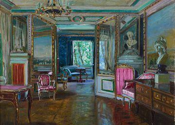 Wohnung eines Künstlers