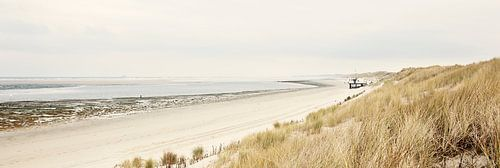Strand Ameland van