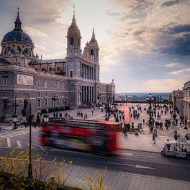 Almudena Kathedrale von Joris Pannemans - Loris Photography