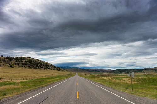 Road to Yellowstone
