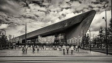 Hauptbahnhof Rotterdam von Rob Boon