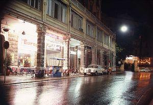 Vintage foto 1971 Parijs mercedes
