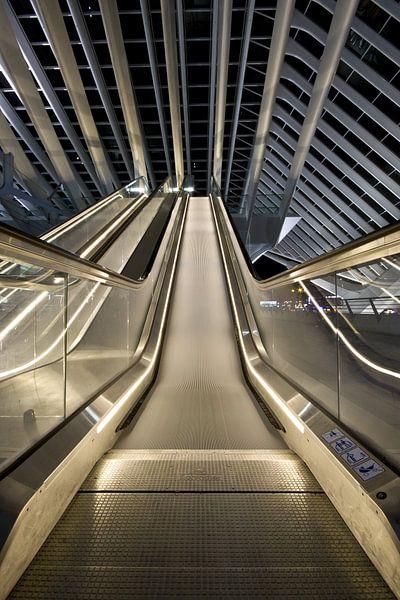 Stairway to ... van Carolien van den Brink