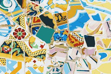 Hommage an Antoni Gaudi von Harry Hadders