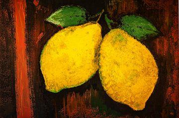 Zwei Zitronen von Klaus Heidecker