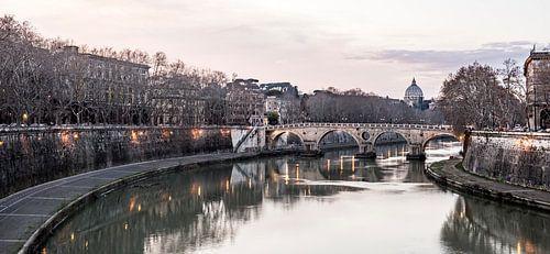 De Tiber in Rome