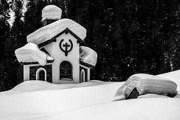 St. Hubertuskapelle in Hinterbichl - Osttirol - Österreich