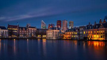 Den Haag Binnenhof bij Nacht van Robert Jan Smit