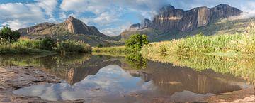 Blick in den Andringitra National Park.