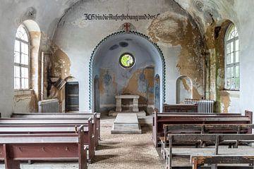 Alte Friedhofskapelle von Matthis Rumhipstern