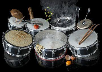 Drummers Dinner von Olaf Bruhn