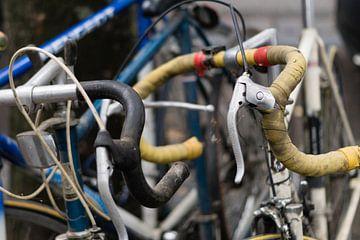 Vélos de route anciens sur Luis Henrique