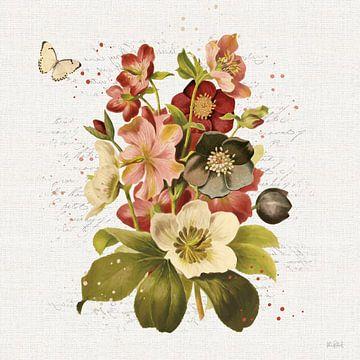 Uitstekende VI bloemblaadjes, Katie Pertiet van Wild Apple