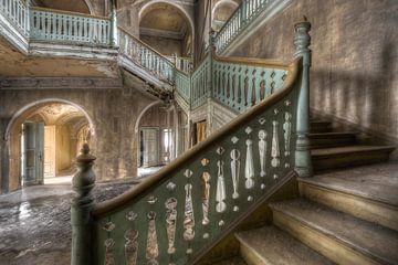 """Lost Place - Villa """"ums Eck"""" von Carina Buchspies"""