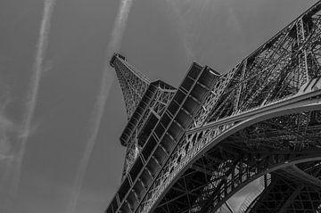 Eiffeltoren von Jaco Verheul