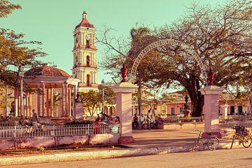 Plaza de Isabel II, San Juan de los Remedios, Cuba sur Jan de Vries