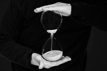 Sanduhr, Zeit ist kostbar von Maren Oude Essink