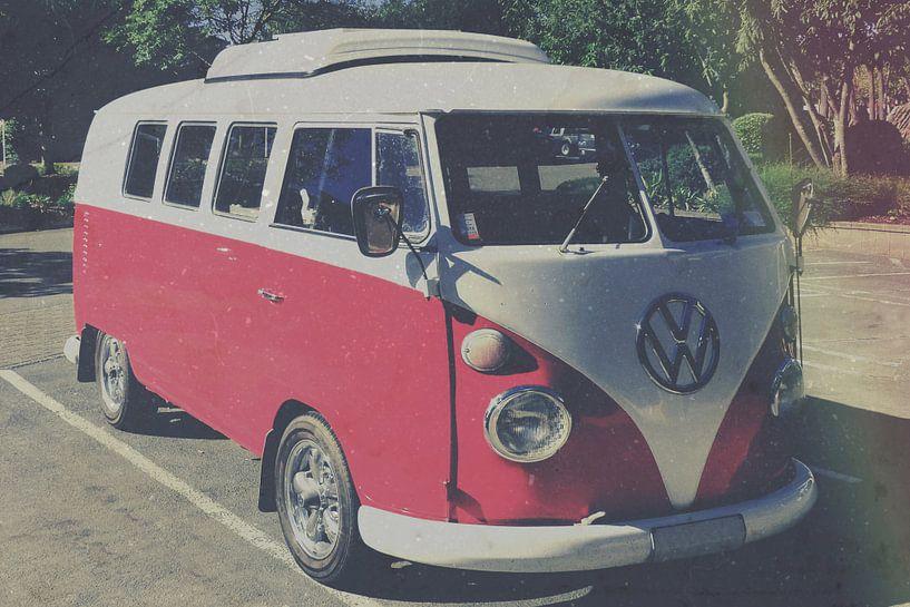 Volkswagen Transporter van Wolbert Erich