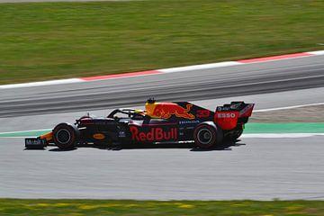 Formule 1 held Max verstappen op de Redbull Ring in Oostenrijk 2019 van Quint Wijnhoven
