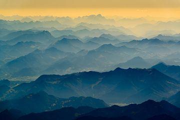 Alpendunst von Denis Feiner