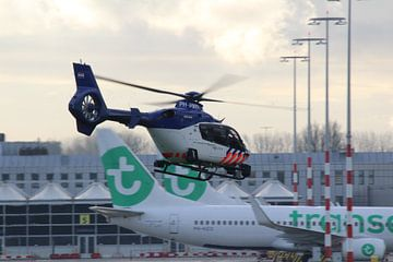 "Politiehelikopter ""Police04"" van Mariska Bruin"
