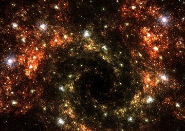 Black Hole van Jasper de Brouwer