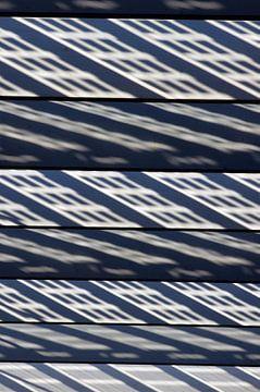 Dak van Centraal Station Rotterdam sur Andrew Chang