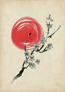 Kirschblüten von Karin Schwarzgruber