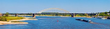 Pont Panorama Waal Nimègue sur Anton de Zeeuw