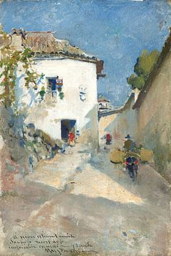 Arcadi Mas i Fondevila~Landschaft von Granada