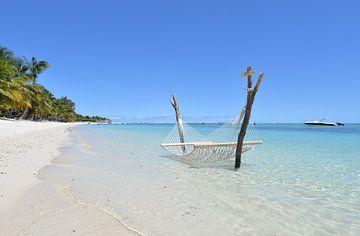 Mauritius Le Morne hangmat van Robert Styppa