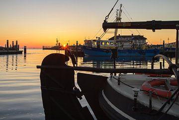 Zonsopkomst op Texel / Sunrise at Texel van Justin Sinner Pictures ( Fotograaf op Texel)