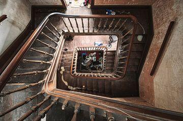 Treppenhaus 3 von romario rondelez