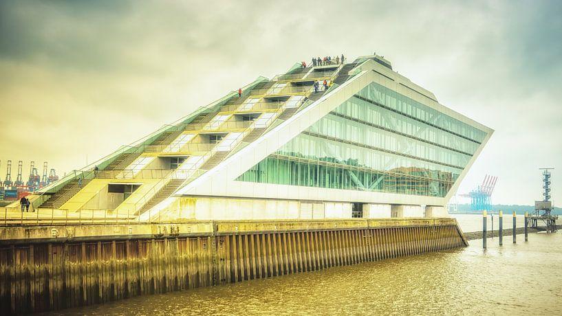 Hamburg - Dockland von Holger Debek
