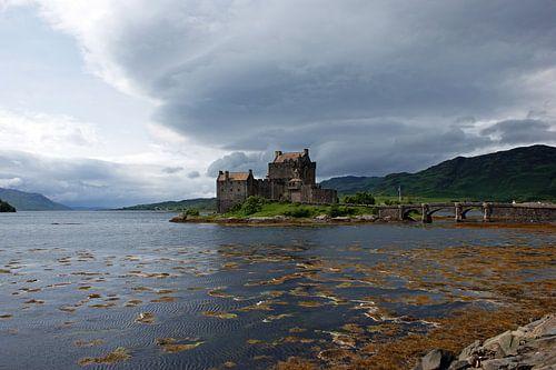 Eilean Donan Castle van Jeroen van Deel