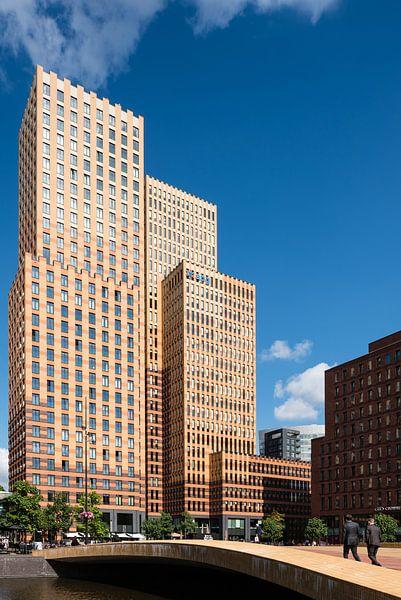 Amsterdam Zuidas (Symphony) van John Verbruggen