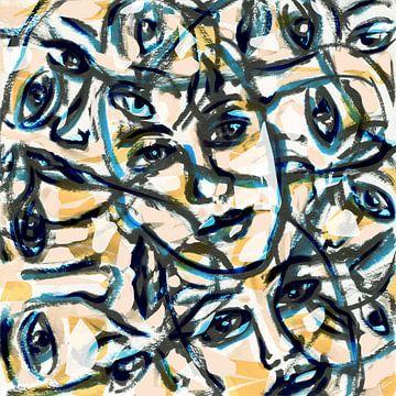 Menschheit von ART Eva Maria