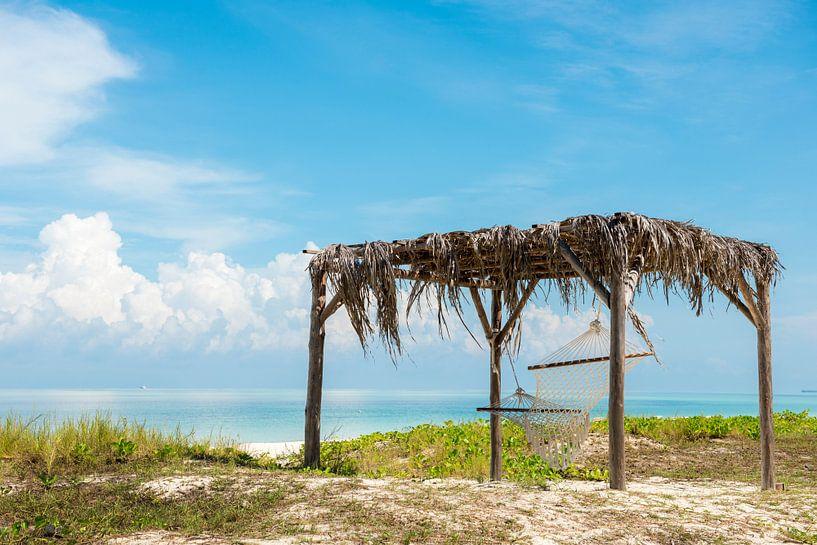 Vakantiegevoel op een tropisch eiland van Barbara Koppe